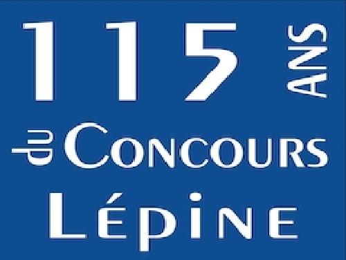 Logo 115 du Concours Lépine