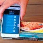 Posez votre smartphone sur le packaging pour consulter les informations