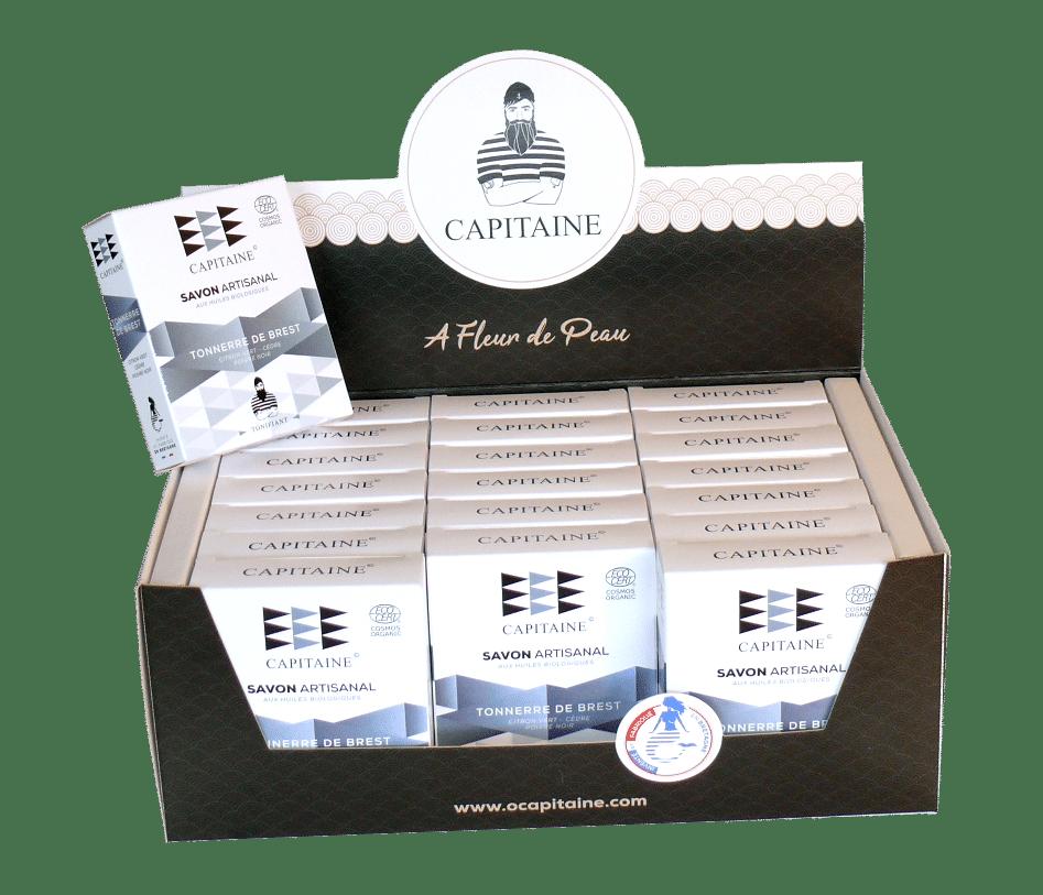PLV carton cosmetique